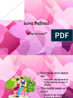 Love Defined