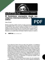 feminismo anarquista