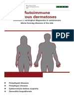 Autoimmune Bullous Dermatoses - Overview of Serological Diagnostics in Blister Forming Diseases of the Skin