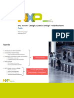 NFC Reader Design II Antenna Design Considerations Public