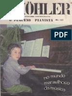 MÉTODO - O Pequeno Pianista - L. Kohler - Opus 189.pdf