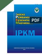 Buku Pedoman Ipkm - Kemkes
