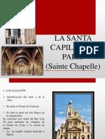 Santa Capilla de Paris