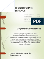 Good Coorporate Governance