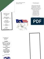 Brosur Merdeka Skj16