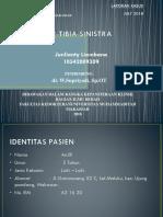 FRAKTUR TIBIA SINISTRA.pptx