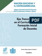 Ejes transversales en elcurriculo de la formacion inicial de docentes.pdf
