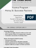 Yozma Presentation