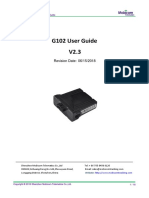 G102 User GuideV2.3-Mobicom Telematics