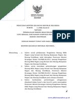 Peraturan Menteri Keuangan Nomor 8PMK062018.HTML