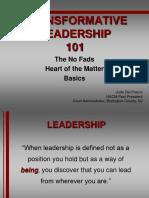 4-TRANSFORMATIVE LEADERSHIP 101.ppt