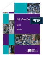 Paul Buchanan - Traffic in Towns and Transport in Cities
