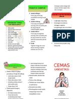Leaflet Ansietas