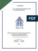 Laporan Project UAS PLC_Saiful Badri_15224010-Suyatmoko 15224009