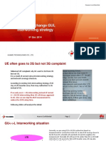 Propose to Change GUL Interworking Strategy - 20141206
