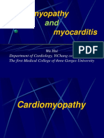 Cardiomyopathy and myocarditis.ppt