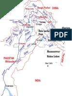 Indus River System Jhelum Chenab Sutjaj Ravi Beas