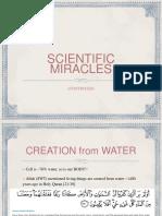 Miracles in Quran