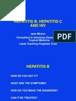 HBV .HCV AND HIV