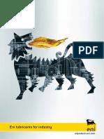 Eni Turbine Oil Brochure