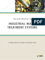 Introduction to Industrial Wastewater Treatment Systems