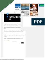 Detalles de Evangelion 333 Que No Viste - Info - Taringa!