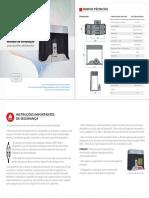 Manual de Instalação Para Portões Deslizantes
