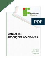 ABNT Instituto Federal normas completas