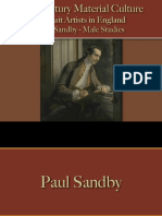 Portrait Artists - Sandby - Male