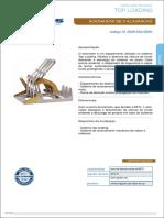 Catálogo Técnico Vlados - Acionador 3 Alavancas