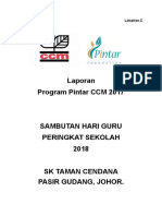 Lampiran C - Template Laporan-malay Version (1)