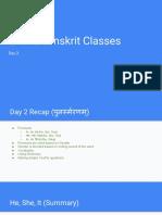 OnlineSanskritClasses-Day3
