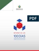 Informe 100 días del Presidente Luis Guillermo Solís Rivera