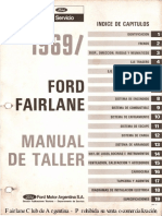 Manual de Taller Ford Fairlane