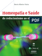 Homeopatia e Saude Do Reducionismo Ao Sistemico