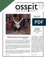 CrossFit Journal - Combat Gymnastics - Issue 39