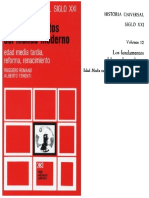 Romano, Ruggiero y Alberto T. - Historia Univ._ Los Fundamentos Del Mundo Moderno