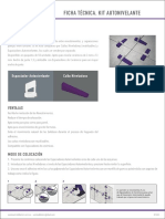 Ficha Tècnica Kits Autonivelantes