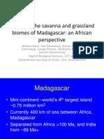 Exploring the Savanna and Grassland of Madagascar