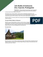 Kerajaan Hindu Budha di Indonesia Beserta Gambar.docx