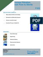 P EG Filter Housings