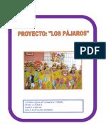 PROYECTO SOBRE LOS PÁJAROS. CEIP JUAN CARO ROMERO.pdf