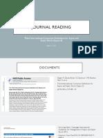 Journal Reading Sepsis
