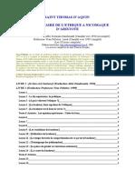 Commentaire Du Livre Des Causes, 2005