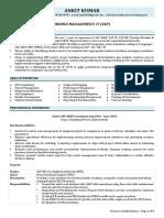 Resume - Ankit Kumar .pdf