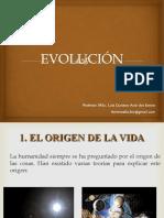 Evolucion y Biodiversidad