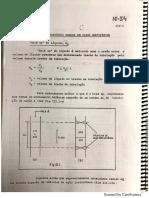 Definições de Variáveis usadas em fluxos multifásicos