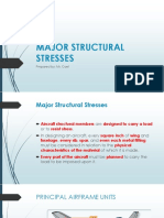Major Structural Stresses