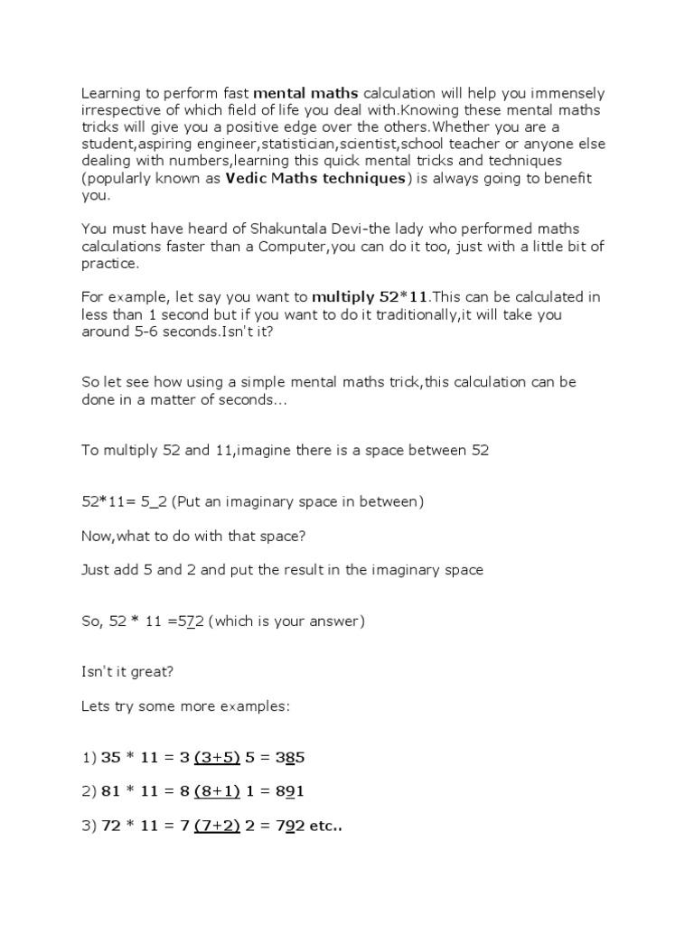 maths calculation docx | Test (Assessment) | Physics