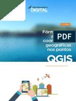 QGIS Formula Para Adicionar Coordenadas Geograficas Nos Pontos